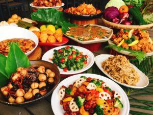あいあいファームレストラン「農家の食卓」の写真1