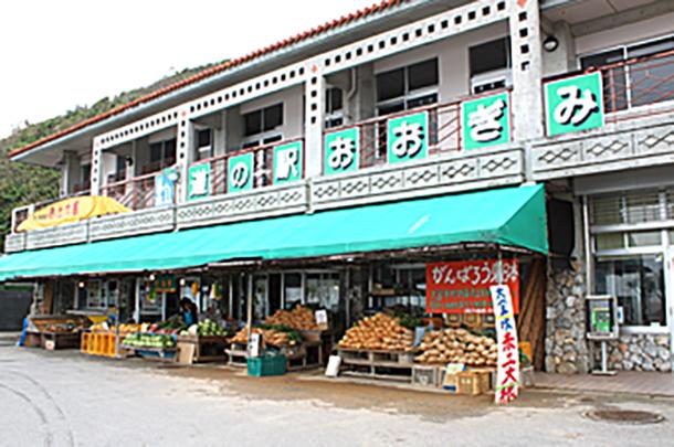 道の駅おおぎみ 大宜味農産物直売所