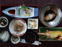海産物料理 レストラン海の幸の写真1