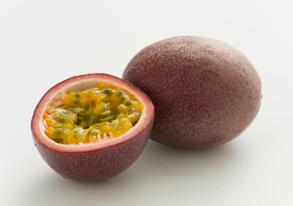 パッションフルーツの写真