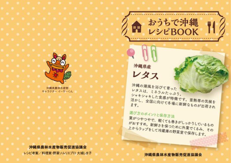 おうちで沖縄レシピ_レタス_olのサムネイル